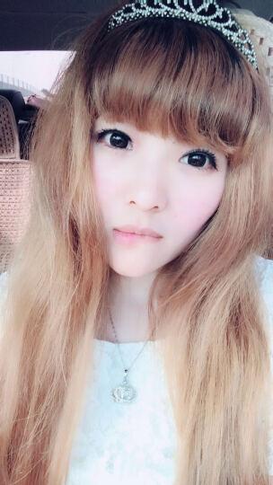 欧莱雅(LOREAL)卓韵霜时尚炫金染发剂6.30号(金色系染发膏 富含炫闪因子 有效遮盖白发) 晒单图