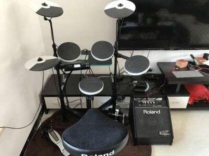 Roland 罗兰PM100 KC80/220/400/600/900键盘电鼓音箱 排练音响 预售KC-350+赠品(12英寸喇叭+120W) 晒单图