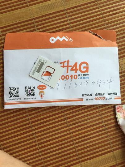 中国联通(China Unicom) 江苏联通4g手机卡上网卡全国流量卡0月租号码靓号 2)20元包300M/无来显 晒单图