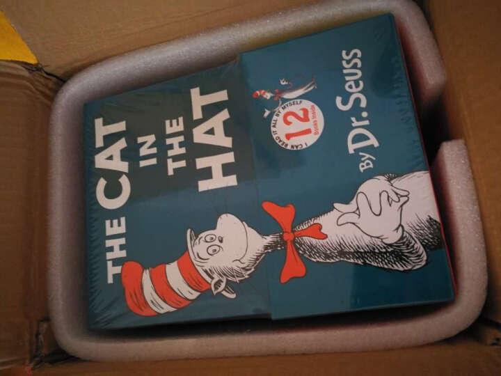 苏斯博士 Dr.Seuss 廖彩杏书单英文原版绘本12册精装# 晒单图