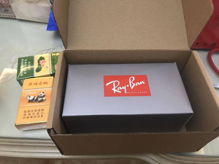 Ray-Ban 雷朋 意大利经典飞行员系列金色镜框绿色镜面镀膜镜片眼镜太阳镜RB 3025 112/19 58mm 晒单图
