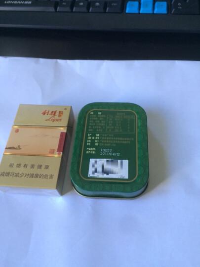 潘高寿润喉糖B型56克铁盒装 一盒装 晒单图