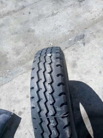 朝阳好运货车轮胎 全钢胎 钢丝轮胎CR926 真空胎 中策橡胶生产 700R16 14层 外胎+内胎 晒单图