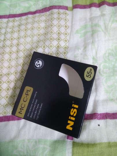耐司(NiSi)  MC-CPL偏振镜 偏光滤镜佳能尼康单反相机镜头滤光CPL 55mm 晒单图