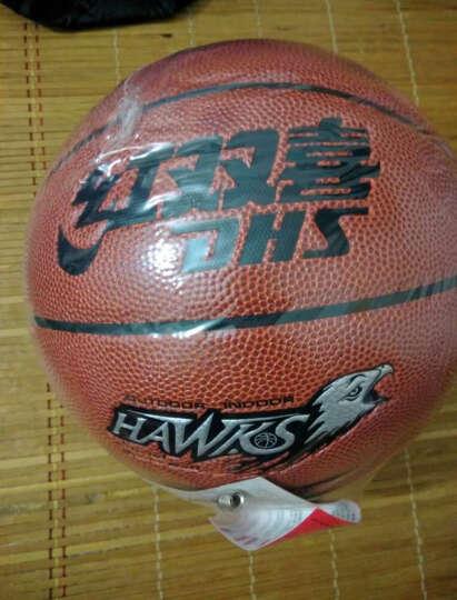官方授权 红双喜篮球5号球青少年儿童篮球 手感好耐磨 室内外通用五号篮球 FB5921-1/PU篮球+气筒+气针+球袋 晒单图