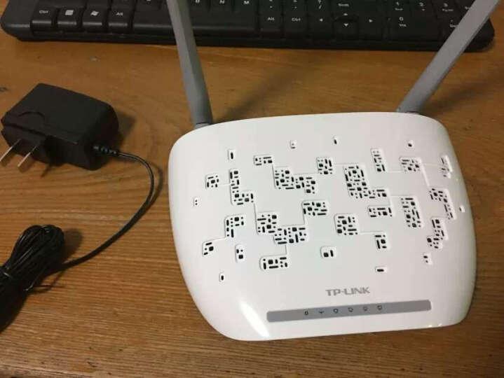 TP-LINK TD-W89841N增强型 300M ADSL无线路由一体机 晒单图