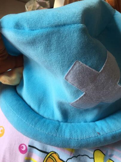 甜蜜城堡 动漫周边cosplay道具 海贼王乔巴帽子等比例高品质 经典版蓝色 晒单图