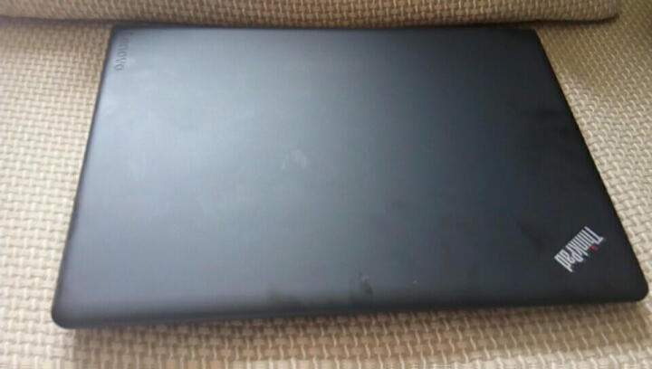 联想ThinkPad E470c(00CD)14英寸笔记本电脑(i5-6200U 4G 500G 2G独显 Win10)黑色 晒单图