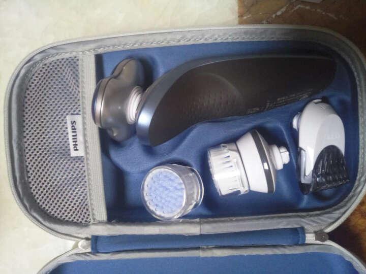 飞利浦(PHILIPS)男士精英套装 内含飞利浦电动剃须刀S7720+眼部能量仪MS3020+银色拉杆箱+旅行套装 晒单图