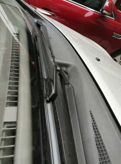 米多多 雨刮器/雨刷器/无骨刮雨器/原装汽车专用雨刮胶条雨刮片 宝骏560前雨刮一对(15-16-17款) 晒单图
