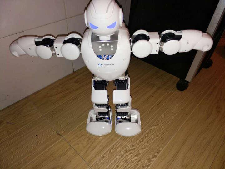 优必选(UBTECH)Alpha 1Pro 智能机器人儿童教育陪伴可编程学习故事机娱乐玩具 晒单图