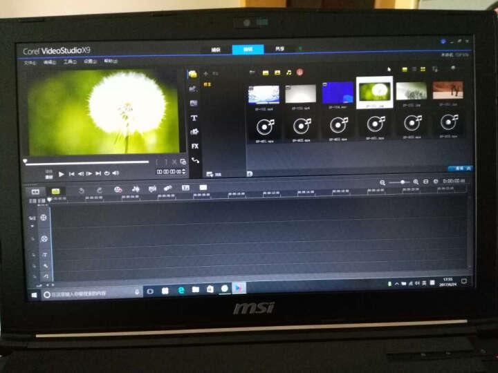会声会影2018 x7x8X9x10简体中文序列号注册激活码视频编辑制作软件送教程模版素材 X9盒装版(送书+含票) 晒单图