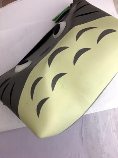 南博耐森 韩版洗漱化妆包 大容量防水包中包 带手提收纳包 毛怪 晒单图
