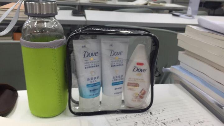 素锦流年多芬3件套洗发水+护发素+沐浴露套装游泳健身旅行便携洗漱 套十四 海飞丝 晒单图