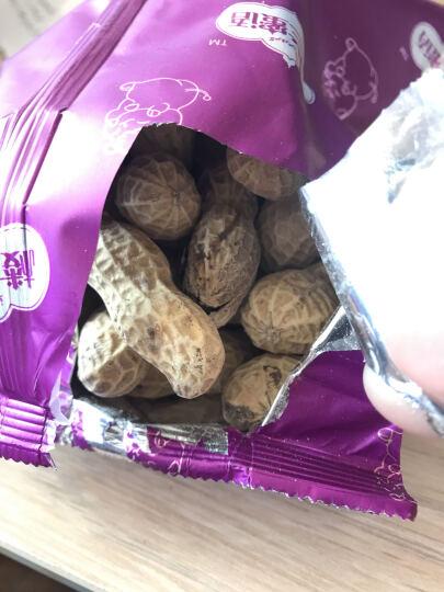 楼兰蜜语 蒜香味花生158g/袋  坚果 休闲食品 零食 晒单图