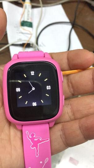 爱贝多 i9儿童智能手表 GPS卫星定位打电话孩子学生男士女生防水防丢手环手机 基本版 蓝色(评价截图返10元) 晒单图