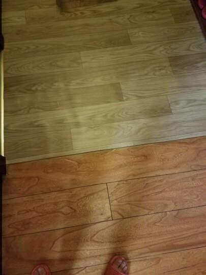 加厚地板革 耐磨防水 塑胶地板卷材 家用地板纸pvc地板胶工程革 1.6mm厚工程革GH503 晒单图