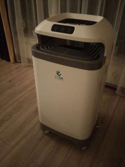 三个爸爸(THREEPAPAS) 高达卫士PLUS空气净化器儿童防雾霾pm2.5除甲醛氧吧 高达PLUS 晒单图