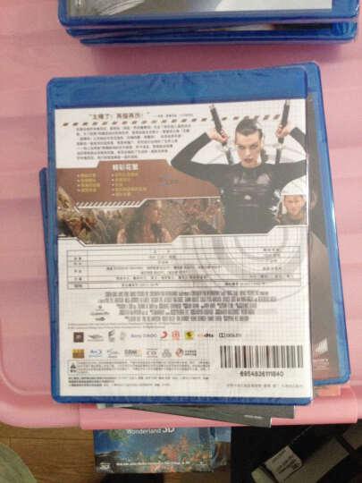 生化危机:战神再生3D(蓝光碟 3DBD50)(京东专卖) 晒单图