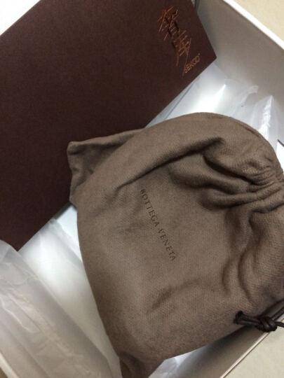 BOTTEGA VENETA宝缇嘉BV腰带男款编织牛皮皮带271932 4650 1000 黑色 95 晒单图