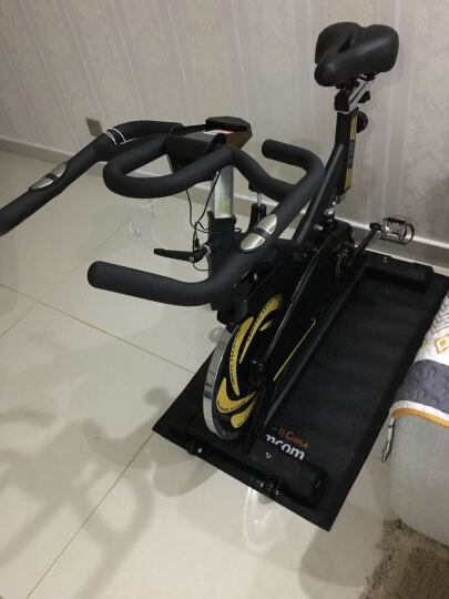 【CCTV优选品牌】伊吉康家用静音动感单车 室内健身车器材 金刚 晒单图