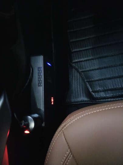 高欣 汽车载逆变器12V转220V家用电源转换器多功能汽车插座充电器带空气净化器 T1a(电瓶电压显示) 晒单图