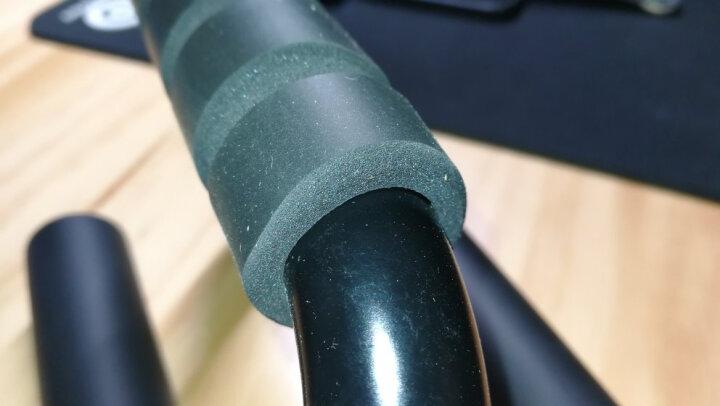 凯速 S型电镀版俯卧撑架 俯卧支架 室内健身 臂力训练支撑器 蓝色 KA19 晒单图