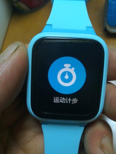 小寻 小米生态链 儿童电话手表S1 360度防丢生活防水GPS定位 学生儿童定位手机 智能手表 男孩女孩 蓝色 晒单图