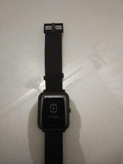 Amazfit 米动手表青春版 户外手表 智能手表 心率手表 跑步运动手表 GPS手表 彩虹表带(不含手表主体) 华米科技出品 晒单图