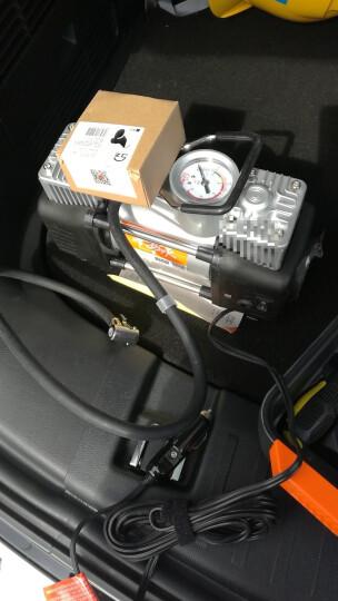 舜展车载双缸充气泵 小轿车打气泵电动 汽车用12V轮胎高压便携式 第3代【机械表-全套工具-点烟电瓶】 晒单图