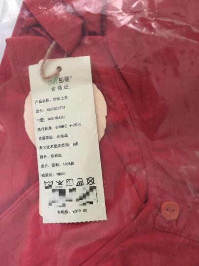 茵曼夏装新款纯色文艺范领短袖修身恤女上衣【18620$22774】 珍珠白 XL 晒单图