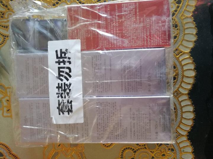 欧莱雅(LOREAL)复颜玻尿酸化妆品护肤套装(晶露130ml+乳液110ml+晶露65ml+乳液50ml+导入霜15ml(赠品随机发)) 晒单图