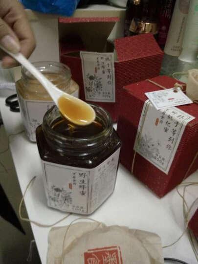 云南野生蜂蜜深山天然结晶蜜成熟原蜜野蜂树干挂蜜500g 买3瓶送枇杷蜜1瓶 晒单图