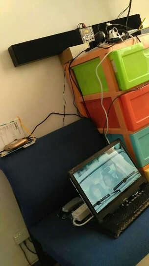 雅视威 六类网线超五类千兆网线家用加粗高速网线百兆千兆室内外家用机房工程装修监控网络布线连接线 五类(灰色)-0.5-高导铝线芯 300米 晒单图