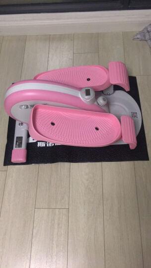 斯诺德(SiNuoDe) 智能踏步机 家用静音迷你椭圆机扶手脚踏机减肥瘦身健身器材 Q3-粉色智能款-厂家发货 晒单图