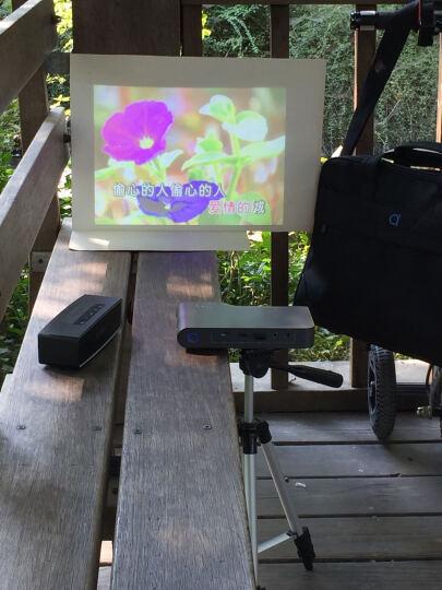 神画(PIQS) TT-P投影仪高清商务办公家用便携式家用家庭投影机便携WiFi无线投影 白墙秒变万元电子白板 TT-P商务助手+支架+3D眼镜 晒单图