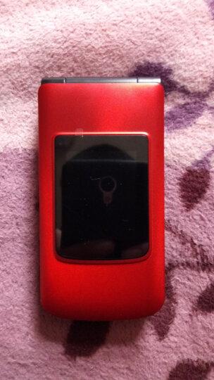 守护宝 L660 翻盖老人手机 2G 红色 移动/联通版 晒单图