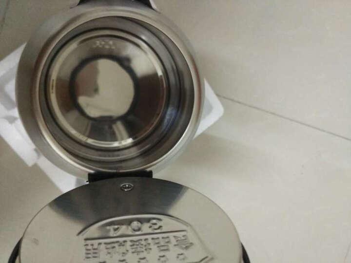 志高(CHIGO)ZG-F18 电水壶 304不锈钢电热水壶 1.8L烧水壶热水壶 电水壶+280R脱毛器 晒单图