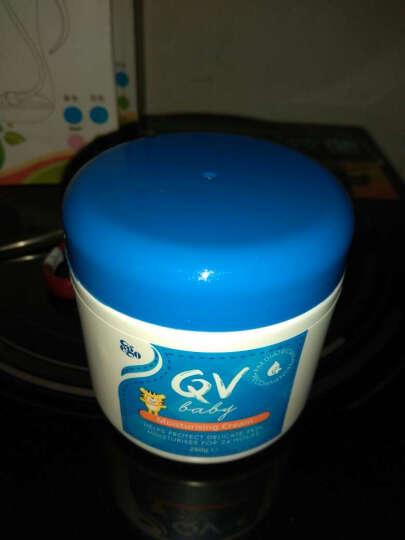 EGO QV婴儿baby滋润保湿霜 小老虎雪花霜宝宝面霜儿童润肤250g 含角鲨烷 澳洲 晒单图