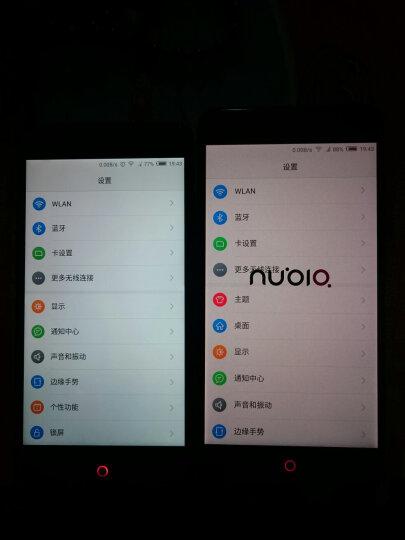 【新年货】努比亚(nubia)【6+64GB】Z17mini 香槟金 移动联通电信4G手机 双卡双待 晒单图