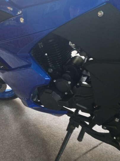 阔路 地平线S款摩托车大跑车150 200 250 350单缸双缸发动机成人两轮大跑车趴赛 磨砂黑 250CC力帆平衡轴链条机  6480元 晒单图