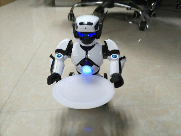 艾力克 2代儿童智能机器人玩具自平衡升级版WIFI机器人遥控玩具早教机互动益智跳舞机器人儿童节日礼物 电视广告版2代升级版带WIFI 晒单图
