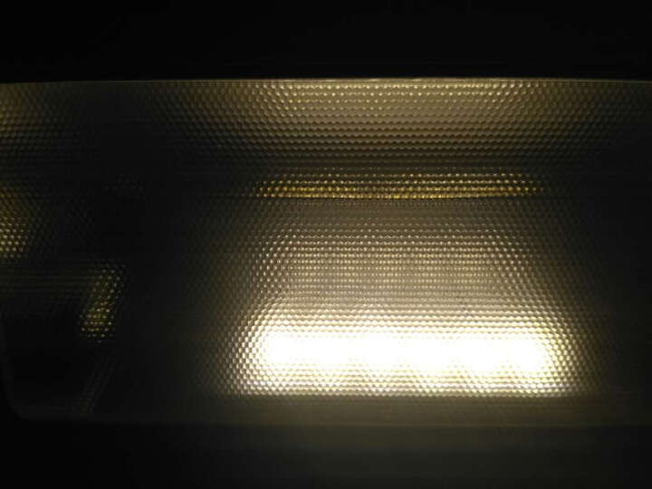 飞利浦 (PHILIPS) LED台灯 工作学习卧室床头灯 五档触摸调光银灰色 晶尚 国家AA级 晒单图