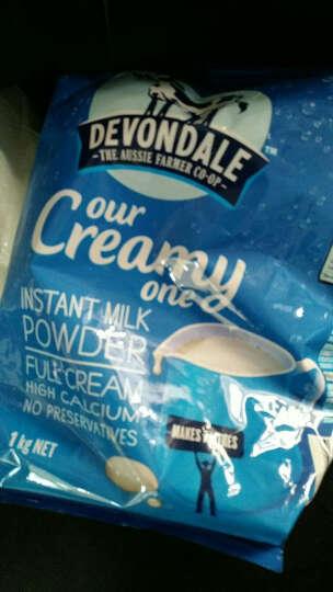 澳洲进口 德运(Devondale) 全脂成人奶粉 1kg 晒单图