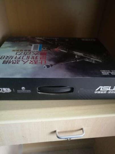 华硕(ASUS) 飞行堡垒尊享版二代FX53VD 15.6英寸游戏笔记本电脑(i5-7300HQ 8G 128GSSD+1T GTX1050 独显)红黑 晒单图