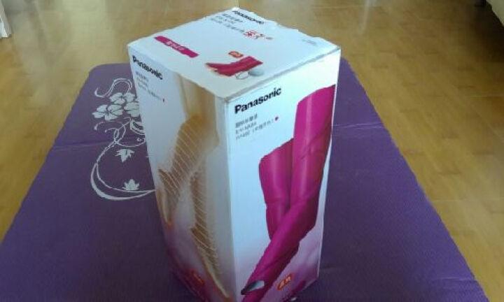 【官方旗舰店】Panasonic/松下腿部按摩器美腿仪小腿按摩器脚部按摩器 EW-NA84时尚便携款 晒单图