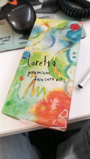 萝瑞塔(loretta) 萝莉塔Loretta护发素 玫瑰精华护发油头发营养油120ml 晒单图