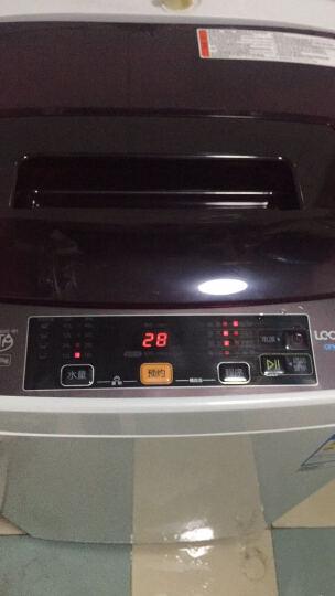 海尔(Haier)洗衣机双杠双桶9公斤超大容量半自动洗衣机 XPB90-197BS 晒单图