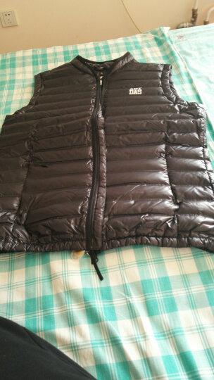 Adidas阿迪达斯羽绒服马甲 男士运动羽绒背心高尔夫服装男 石灰色Z97896 L 晒单图