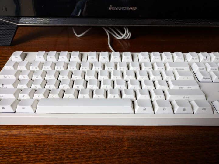 利奥博德Leopold FC750R PD 加厚PBT二色成型87键机械键盘(游戏键盘 高抗打油) 灰白色正刻【PD版】 黑轴 晒单图